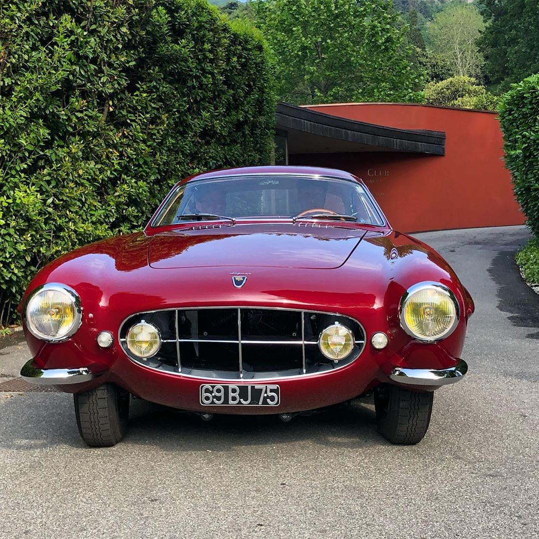 I will never get tired of sharing pictures of this fabulous car, how we became passionately involved with it and talking about our restoration work- – – –