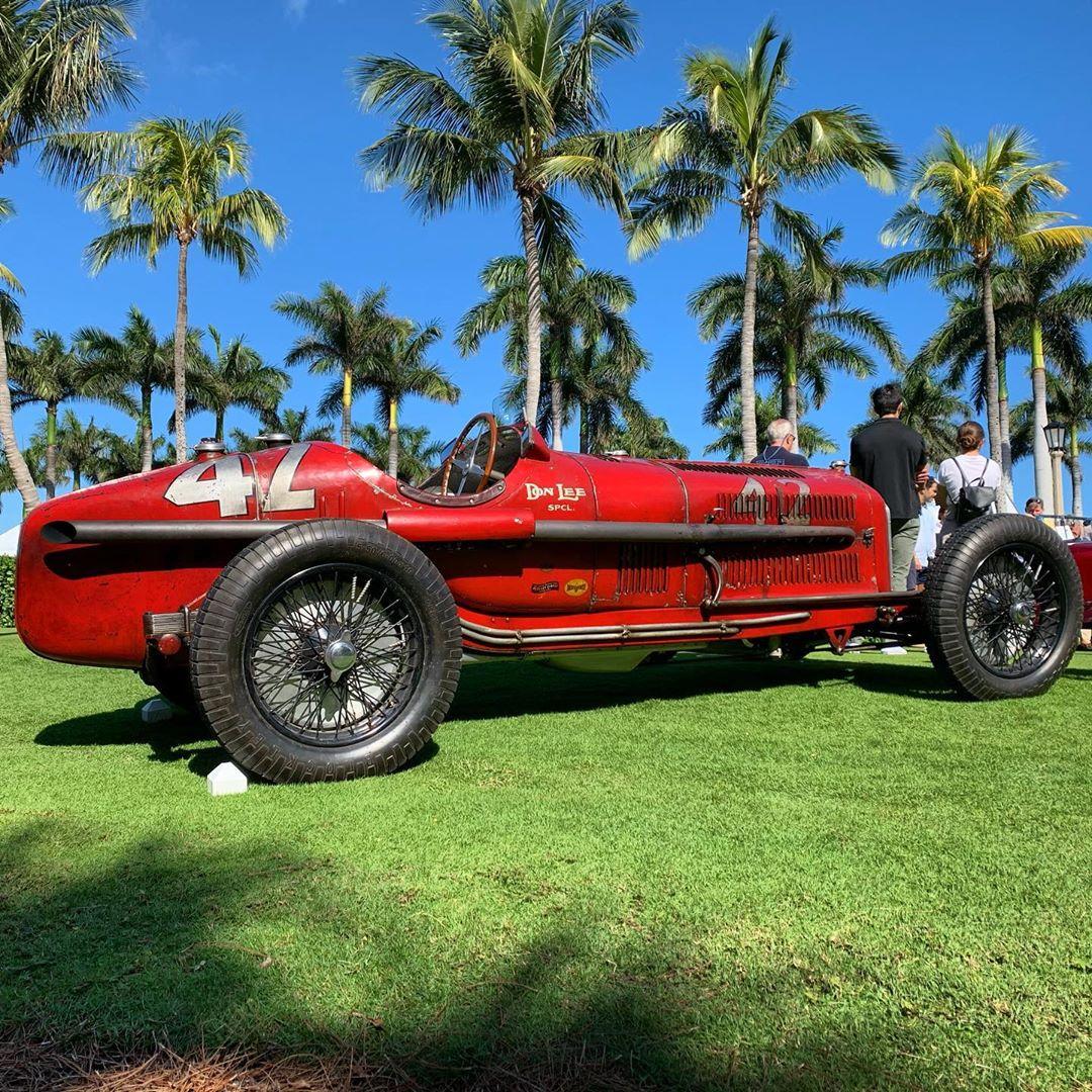 Not only Ferrari were displayed at Cavallino29 – – –