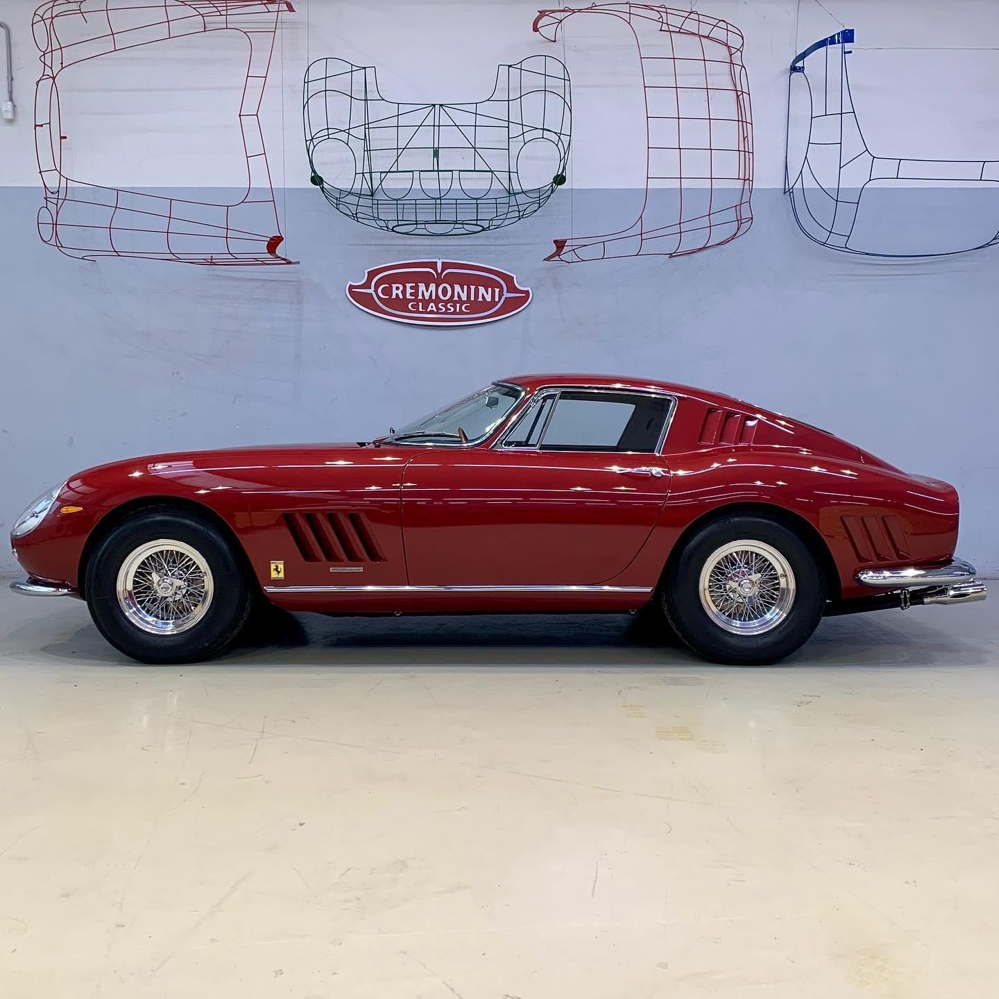 Optimism is the way we've chosen to ring in the new year. There is nothing more rewarding than sending back home a Ferrari 275GTB Competizione Rosso Rubino to the UK to get ready for the new challenges of 2021. Stay safe, stay positive & stay healthy @tomhartleyjunior @gigi_elettrautoclassiche @ferrariservice_bonini #ferrari275gtbc #ferrari #italianstyle #purepassion #classiccars